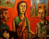 Khaas Gallery Exhibition: Moeen Faruqi