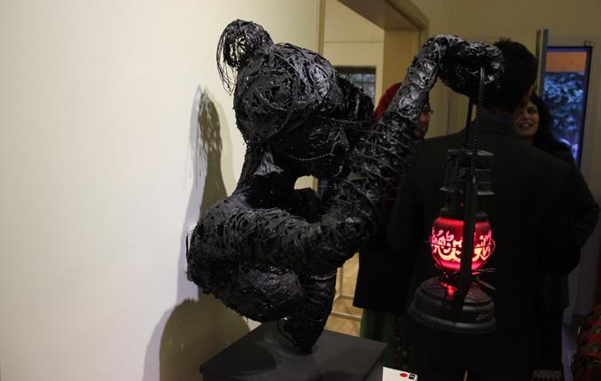 Nomad Gallery: Exhibition of Sculptures of Ahmad Habib