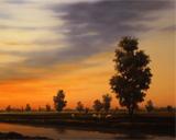 祖菲卡尔·阿里·祖菲的现实主义画作在坦扎拉画廊展出