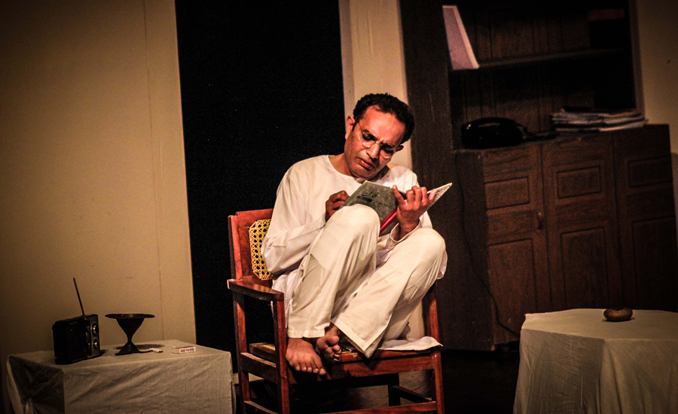 Play: Manto se Miliye on the life of Saadat Hasan Manto at PNCA