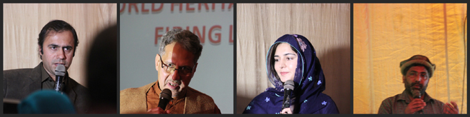 Pukhtun Festival Islamabad 2015: Discussion on Pukhtun Heritage