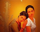 Tanzara Gallery: Art Exhibition by Mughees Riaz and Ali Azmat