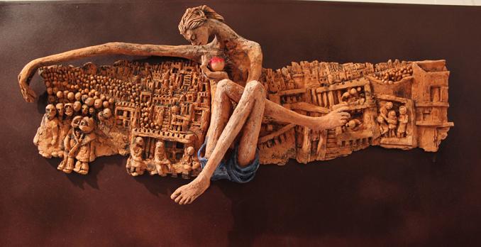 The Inward Journey by Talat Dabir