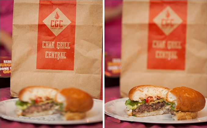 The Real Fast Food Experience with Char Grill Central