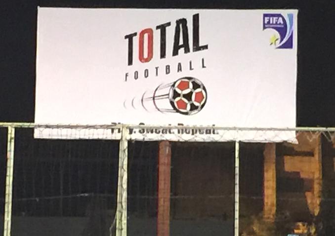 Total Football in Islamabad