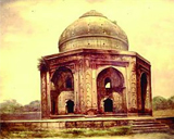 Water colours depicting the heritage of Lahore