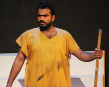 Youth Drama Festival 2015 Day 3: Play Devta by Preston University