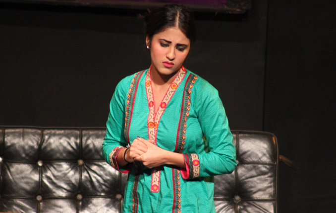 Youth Drama Festival 2015: Play 'Guriya Ka Ghar' by the students of NUST