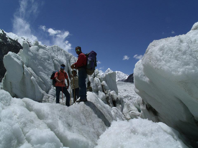 A Trek through Pakistan's Northern Areas
