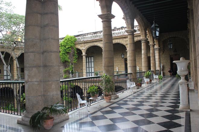 Museo de la Ciudad, Havana