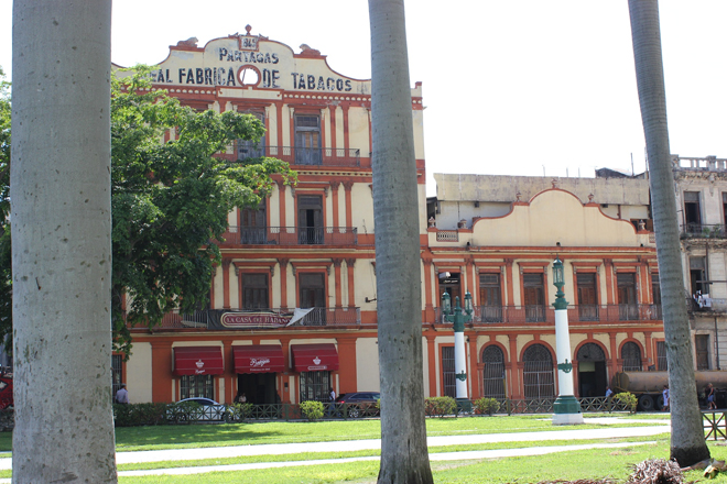 Partagas Cigar Factory