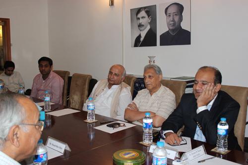 Discussion - Book - Mujeeb Afzal - Bharatiya Janata Party and the Indian Muslims