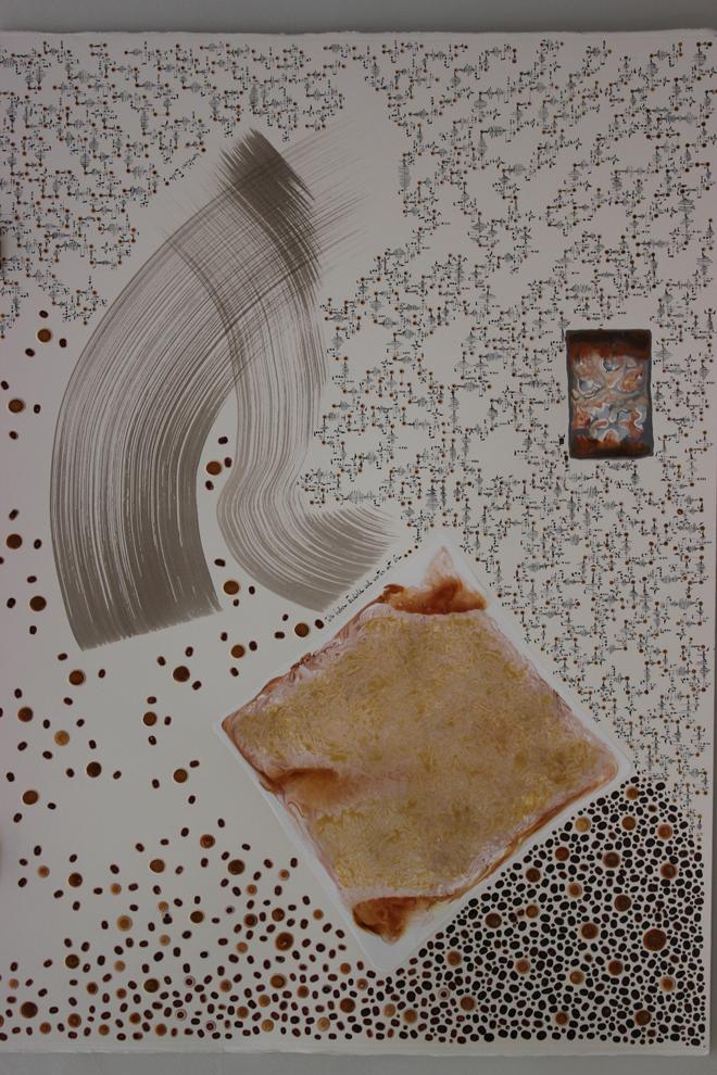 Pictures of Exhibition 'Conversation' Organized by La Francophonie