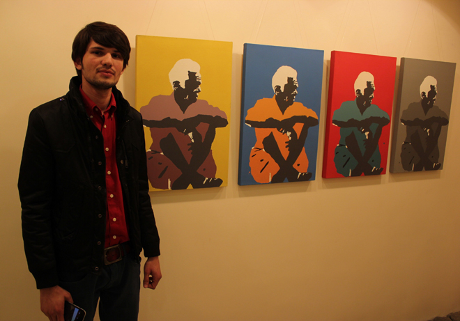 Art Exhibition 'Streetwise' by Artist Qadir Jhatial at Khaas Gallery Islamabad