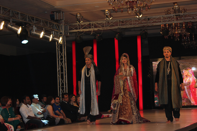 A Glimpse of Islamabad Fashion Week