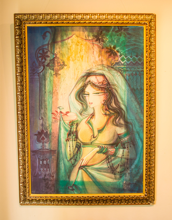 Art Work at Gallery 6