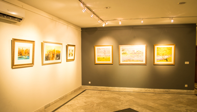 Art Work at Gallery 6