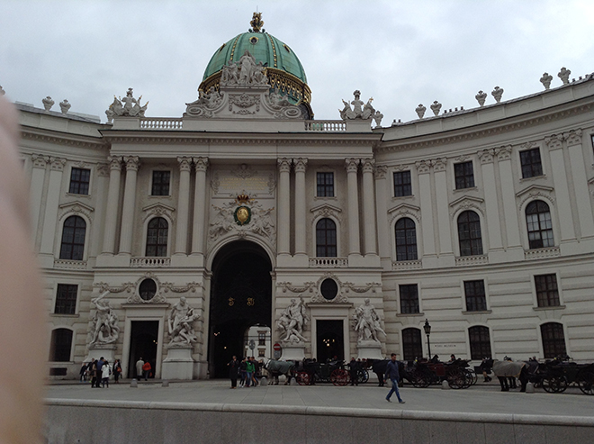 Photos of Imperial Grandeur of Vienna