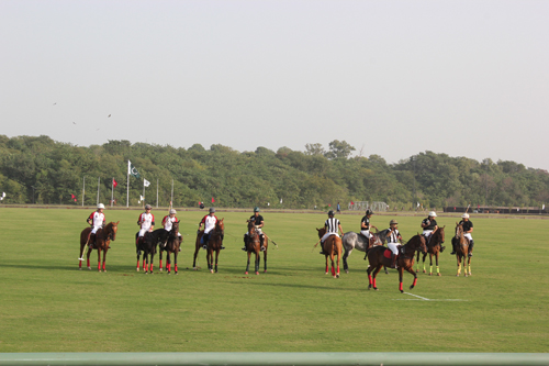 Islamabad Polo Club