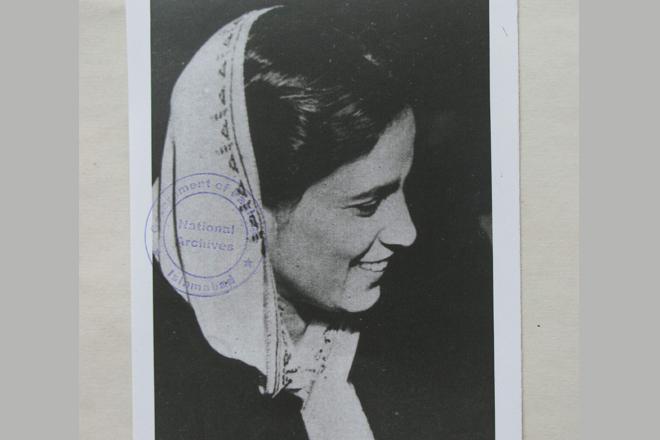 Begum Tassaduq Hussain