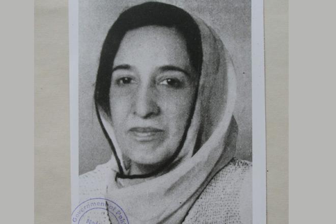 Jahanara Shahnawaz
