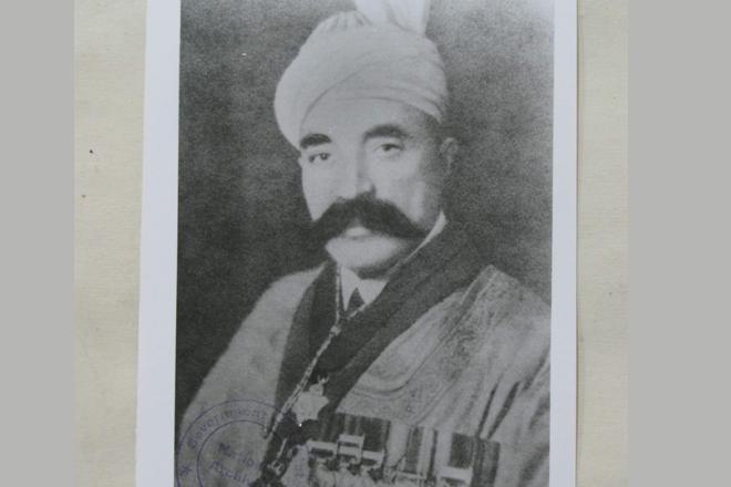 Sahibzada Abdul Qayyum