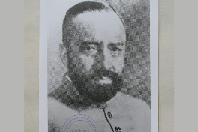 Abdullah Haroon