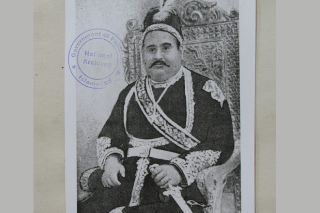 Nawab Salimullah Khan