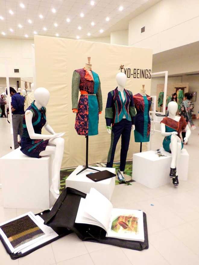 Pictures of PIFD Thesis Display 2015