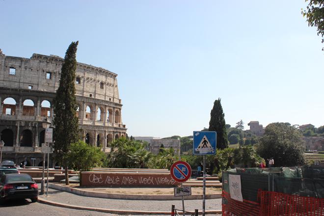 The Grandeur of Rome