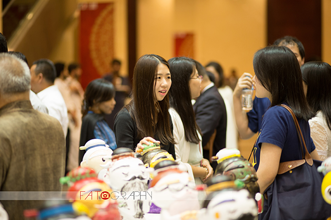 Salaam-Confucius Cultural Exhibition