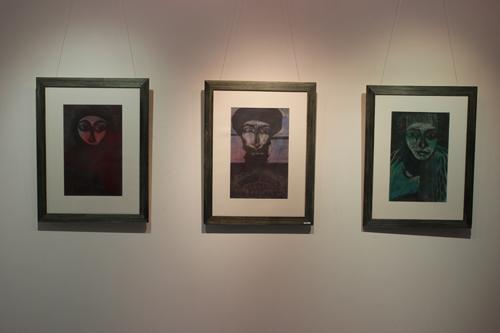 Art Exhibitions at Satrang Gallery and Gallery 6, Islamabad