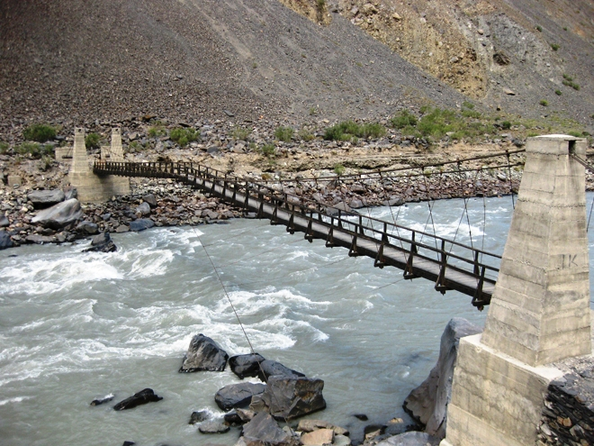 Yoga retreat in Chitral