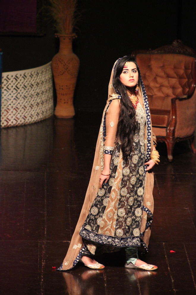 Pictures of Play Ibtada-e-Ishq by Comsats in Youth Drama Festival 2015 at PNCA Islamabad