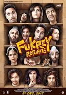 Centaurus Cineplex Movie 'Fukrey Returns' Show Times
