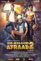 Centaurus Cineplex Movie 'Na Maloom Afraad 2' Show Times