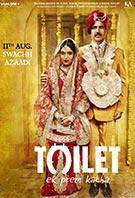 Centaurus Cineplex Movie 'Toilet - Ek Prem Katha' Show Times