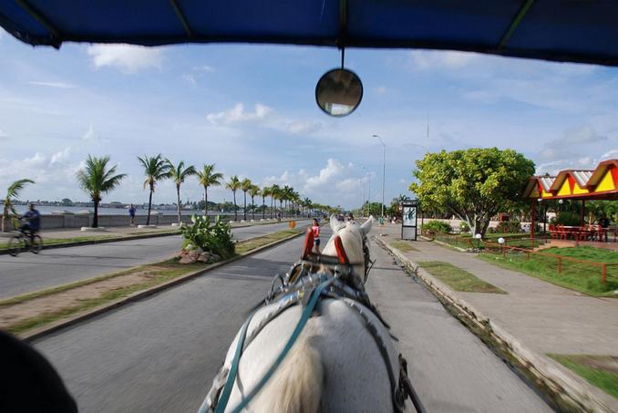 古巴V:西恩富戈斯和特立尼达