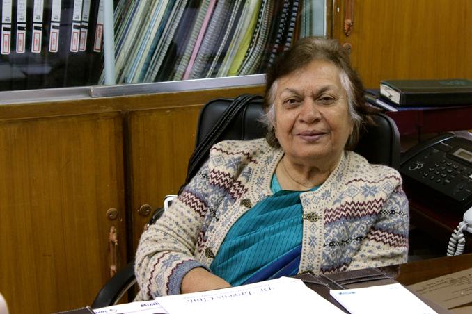 Changing Lives: Dr Khalida Tareen