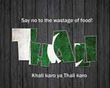 Thali: Wasted Food, No More