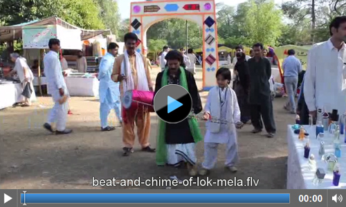 Beat and Chime of Lok Mela