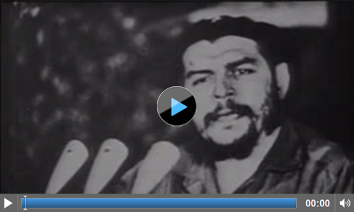 Bay of Pigs and Cuban Missile Crisis (Extracts from the documentary, La Vida del Che)