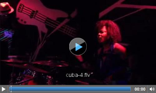 Jazz at La Zorra y El Cuervo