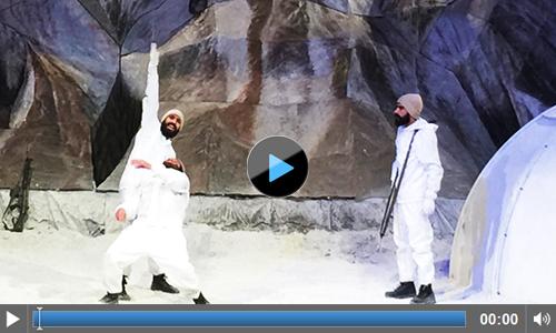 Watch Online Play Siachen by Anwar Maqsood and KopyKats