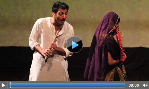 video of Play Ibtada-e-Ishq by Comsats in Youth Drama Festival 2015 at PNCA Islamabad