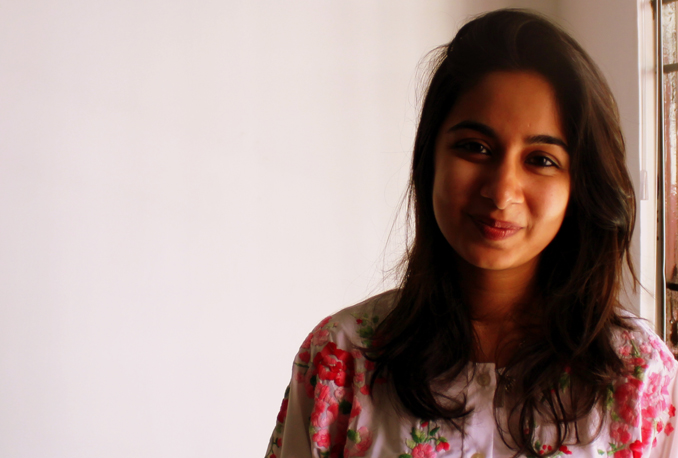 For the Love of Art: In Conversation with Hina Haider Fancy