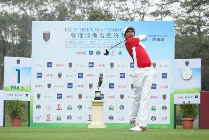 Mubariz Ahmad: Pakistan's Tiger Woods